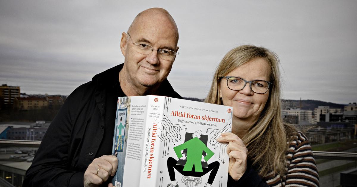 Martin Eide og Christine Myrvang