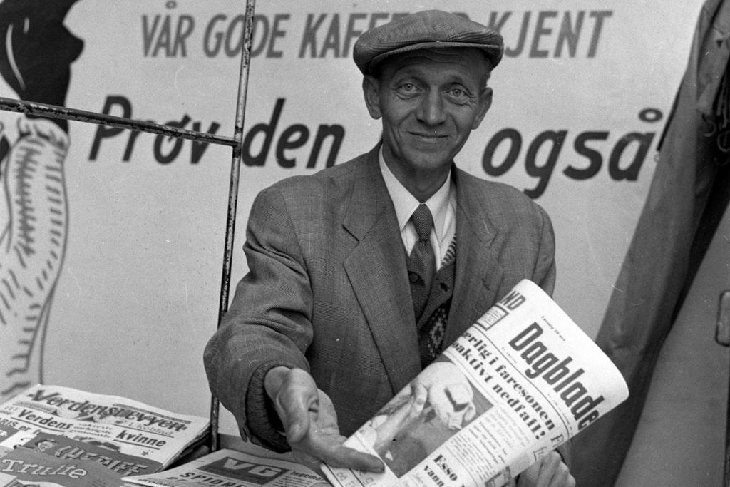 Dagbladet avisselger