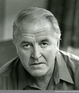 Arne Hestenes portrett