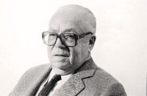 Gösta Hammarlund portrett