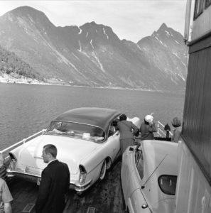 Bygdin, Vang. 1964.