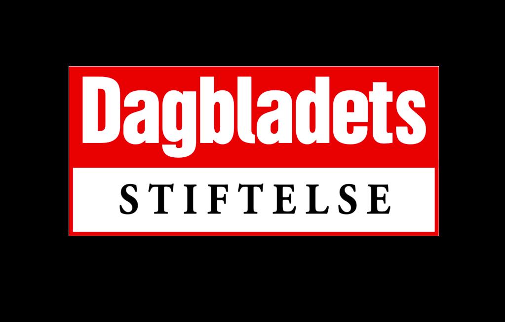 Dagbladets Stiftelse logo